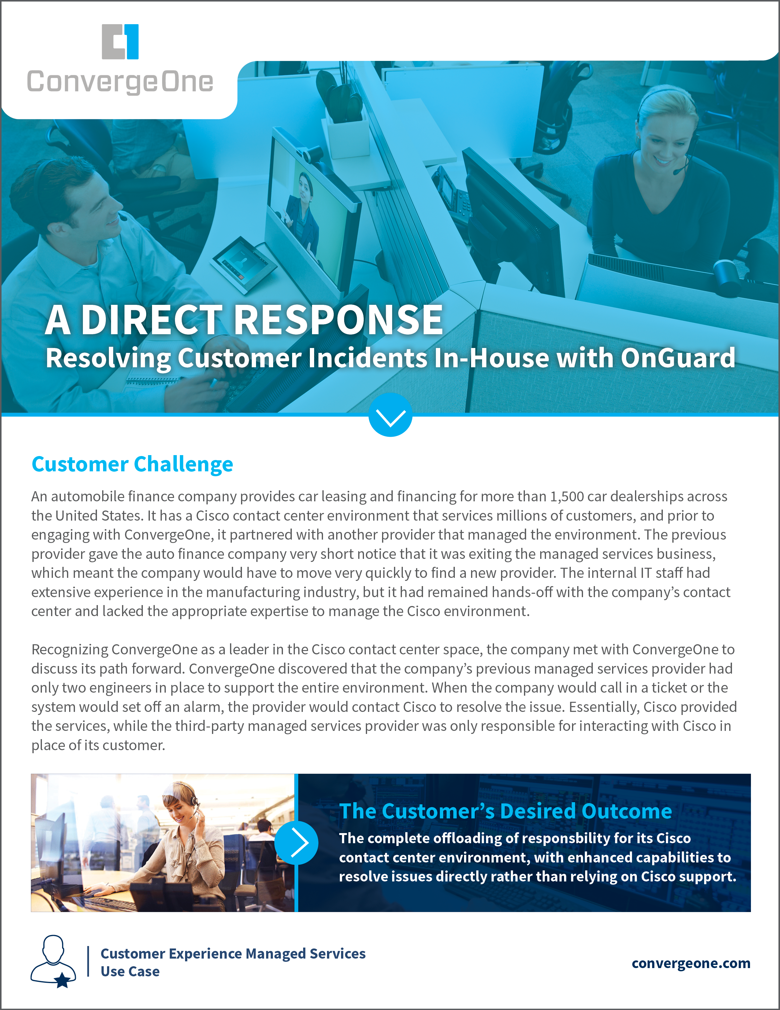 OnGuard Managed Services